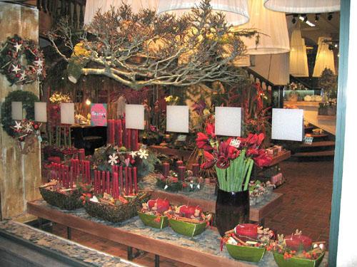 Decoration Noel Magasin Fleurs