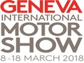 Salon international de l'automobile de Genève 2018