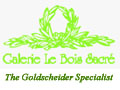 Visit the website of La Galerie le Bois Sacré