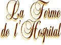 Visit the VipServices page of La Ferme de l'Hospital